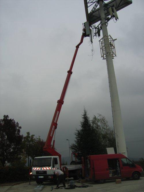 22 méteres MAN